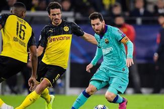 قمة حاسمة بين برشلونة ودورتموند في دوري الأبطال وإنتر يترقب