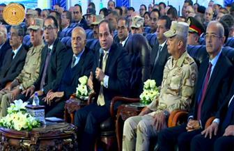 الرئيس السيسي يعلن إطلاق منظومة التأمين الصحي الشامل