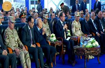 الرئيس السيسي: نجاح منظومة التأمين الصحي الشامل يقع على عاتق الدولة والمواطن