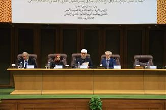 """أمين """"البحوث الإسلامية"""": الشرائع السماوية جاءت لصالح الإنسان واحترام آدميته"""