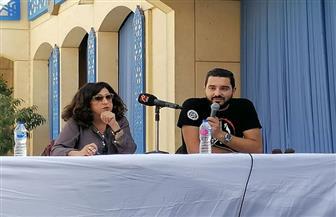 """ماريان خوري: تأثرت كثيرا بعد عرض """"إحكيلي"""" لجمهور """"القاهرة السينمائي"""""""