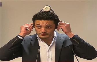 المحامي سمير صبري يحرر محضرا ضد المقاول الهارب محمد علي لقيامه بالنصب على أحد موكليه
