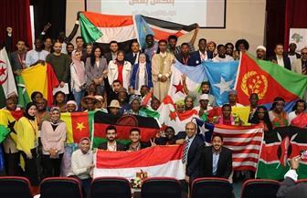 «الشباب والرياضة» تختتم فعاليات ملتقى إفريقيا «بنكمل بعض» باحتفالية كبرى على مسرح الأوليمبي | صور