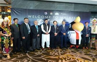 مصر تشارك في اجتماع وزراء السياحة لمنظمة الدول الثماني النامية للتعاون الاقتصادي |صورة