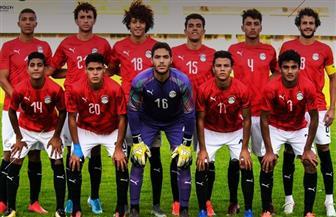 سفير مصر في تونس يستقبل بعثة منتخب الشباب