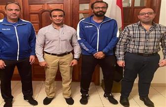 سفير مصر بموريتانيا يستقبل بعثة المصري