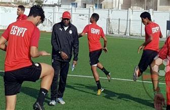 المنتخب المصري للشباب يواجه بوركينا فاسو اليوم