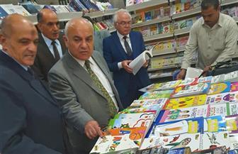 «الأهرام» ينظم معرضا للكتاب بالأكاديمية الدولية للعلوم بمدينة الإنتاج الإعلامي