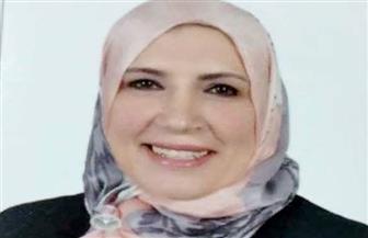 ماجدة هجرس قائما بمنصب أعمال رئيس جامعة قناة السويس