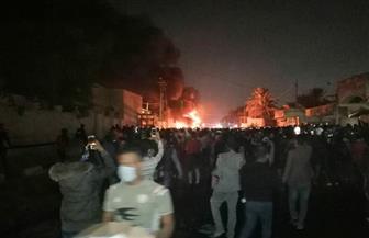 توتر العلاقات بين إيران والعراق بسبب أحداث النجف