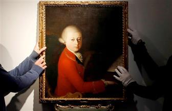 رسم 4 فقط في حياته.. لوحة موتسارت بـ4 ملايين يورو
