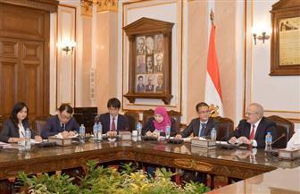 """رئيس جامعة القاهرة: فتح آفاق التعاون مع """"الجايكا"""" اليابانية في مجالات الطب والتمريض"""