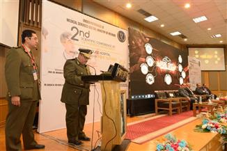 رئيس جامعة أسيوط يشيد بالتعاون مع الهيئات ومستشفى الشرطة| صور