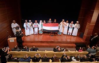 انطلاق حوارات الفن والإبداع بين مصر وإيطاليا بموسم الأكاديمية المصرية بروما |صور