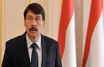 الرئيس المجري: نسعى لتعميق التعاون مع مصر في مجال تصنيع جرارات وعربات السكك الحديدية