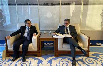 مدير متحف بكين القومي يستقبل وزير الآثار بالعاصمة الصينية |صور