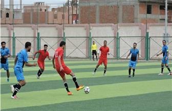 ختام مباريات الأسبوع السابع من دوري مراكز الشباب