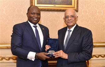 رئيس النواب: مصر حريصة على تقديم كل الدعم لدولة جنوب السودان