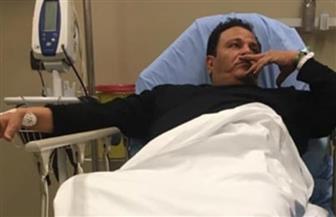 محمد فؤاد يتعرض لأزمة صحية | صور