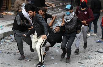 مقتل 15 متظاهرا في صدامات الناصرية بجنوب العراق