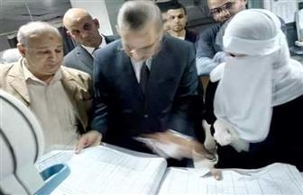 محافظ كفرالشيخ الجديد يبدأ مهام عمله بزيارة مفاجئة للمستشفى العام