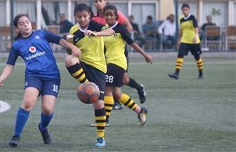 نتائج مباريات الجولة السابعة لدورى الكرة النسائية | صور