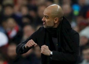 جوارديولا يتهم لاعب ليفربول بالتحايل قبل موقعة أنفيلد