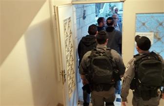 قوات إسرائيلية تعتقل وزير شئون القدس بالسلطة الفلسطينية