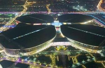 شانغهاي تتزين لاستقبال معرض الصين الدولي للاستيراد ببنية تحتية قوية وخدمات لوجستية متطورة