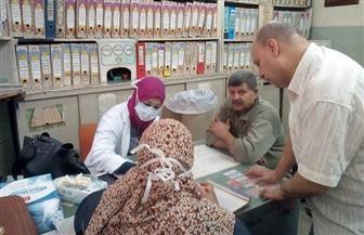 """صحة الغربية تطلق حملة للكشف المبكر عن """"الدرن"""" بين العاملين بـ """"غزل المحلة""""  صور"""