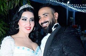 أول تعليق من أحمد سعد على حكم حبس طليقته سمية الخشاب