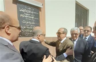 """يخدم مليون مواطن.. """"العدل"""" تفتتح مبنى محكمة الحسينية الجزئية بالشرقية   صور"""