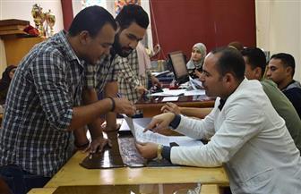 ترشح 968 طالبا وطالبة لانتخابات الاتحادات الطلابية بجامعة الفيوم | صور