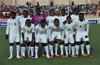 منتخب غانا الأوليمبي يصل القاهرة غدا للمشاركة في أمم إفريقيا