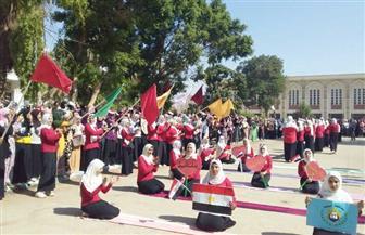 انطلاق فعاليات اللقاء القمي للأنشطة الطلابية بجامعة الأزهر بأسيوط |صور