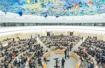 """مجلس حقوق الإنسان في الأمم المتحدة يشيد بـ""""حركة الإصلاح الحقوقية في مصر"""" رغم محاربة الإرهاب"""