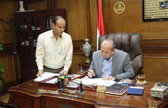 أحمد إسماعيل رئيسا لمركز ومدينة بيلا بكفر الشيخ