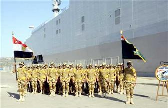 """مصر واليونان وقبرص ينفذون التدريب البحري الجوي المشترك """"ميدوزا ـ 9"""""""