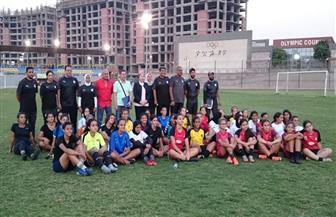 منتخب الكرة النسائية يدخل معسكرا مغلقا غدا | صور
