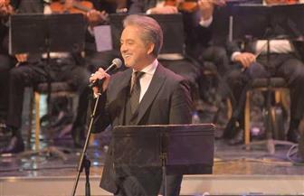 مروان خوري في حفله بالموسيقى العربية: مصر عروسة العالم العربي وتحية للشعب اللبناني| فيديو