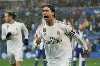 منفردا بصدارة الليجا.. خط دفاع ريال مدريد يؤمن فوزا صعبا على ألافيس