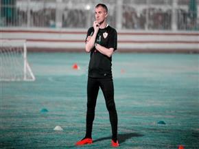 """الغندور يلمح إلى رحيل """"ميتشو"""" عن تدريب الفريق بعد ثلاثية مازيمبي"""