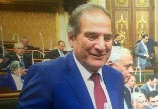 وفاة نائب الجيزة محمد بدوي الدسوقي إثر أزمة قلبية بحفل زفاف ابنته