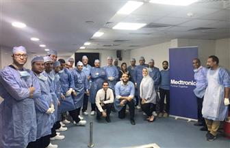 """""""جراحات السمنة بالمنظار"""" في أول دورة تدريبية لأكاديمية الأميرة فاطمة للتعليم الطبي المهني"""