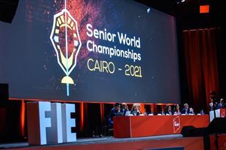 مصر تفوز بتنظيم بطولة العالم للسلاح 2021 | صور