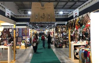 """سفير مصر في إيطاليا يفتتح الجناح المصري في معرض """"أرتجيانو دي فيرا"""" للحرف اليدوية"""