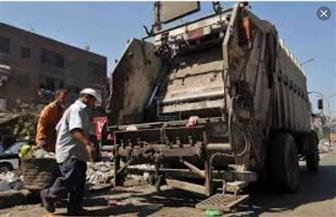 تطبيق تجربة الجمع المنزلي للقمامة بالمجان في شوارع سمنود