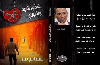"""مناقشة """"شدي القيد واختبري"""" للشاعر عصام بدر باتحاد كتاب مصر"""