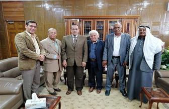 محافظ شمال سيناء: جهود كبيرة لتوفير جميع احتياجات مواطني المحافظة | صور
