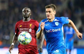 ليفربول وجينك يحددان تأهل نابولي إلى الأدوار الإقصائية من دوري الأبطال